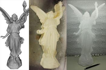 ледени скулптури