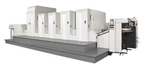 Miyakoshi и Ryobi също ще представят дигитална печатна машина с формат 700х500