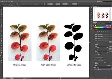 Adobe Illustrator CS6: какво ново