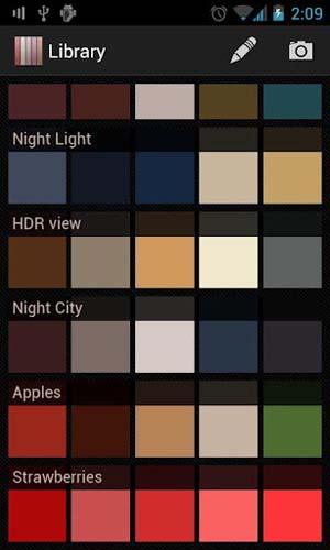Създавайте комбинации от цветове навсякъде с Real Colors за Android
