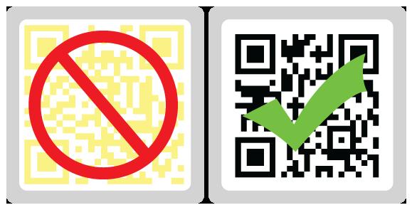 Какво да правим и какво да не правим с QR кодовете