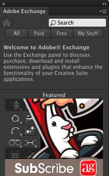 Adobe предлагат нов начин за търсене и инсталиране на допълнения към Creative Suite