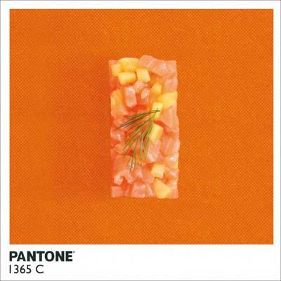 Храна по Pantone