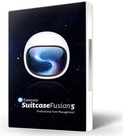 Suitcase Fusion 5 от Extensis
