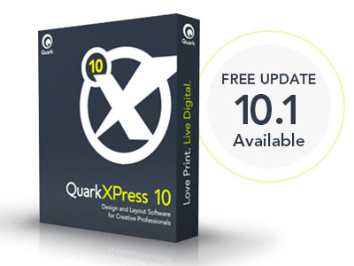 QuarkXPress 10.1