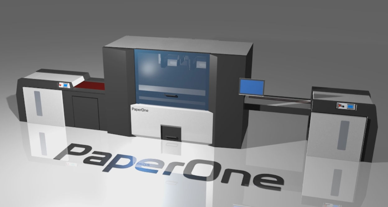 PaperOne digital cut off