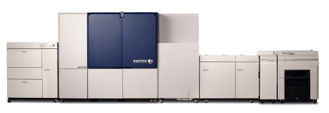Xerox Brenva™ HD Production Inkjet Press