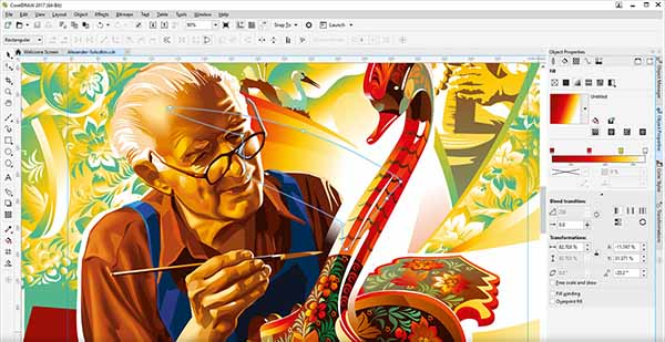 цена CorelDRAW Graphics Suite 2017 крак