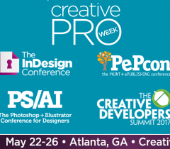 Онлайн достъп за CreativePro Week