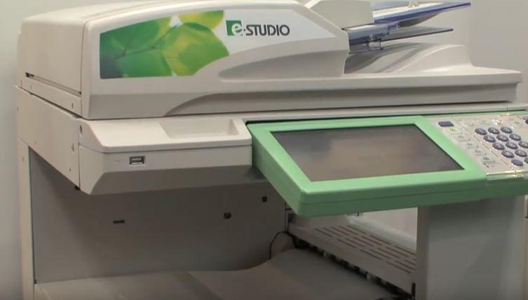 Toshiba представи машина, позволяваща отпечатване и изтриване