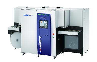 The Truepress Jet L350UV+