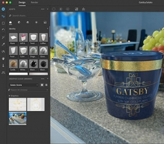 Adobe Dimension CC – нов инструмент за 3D визуализация