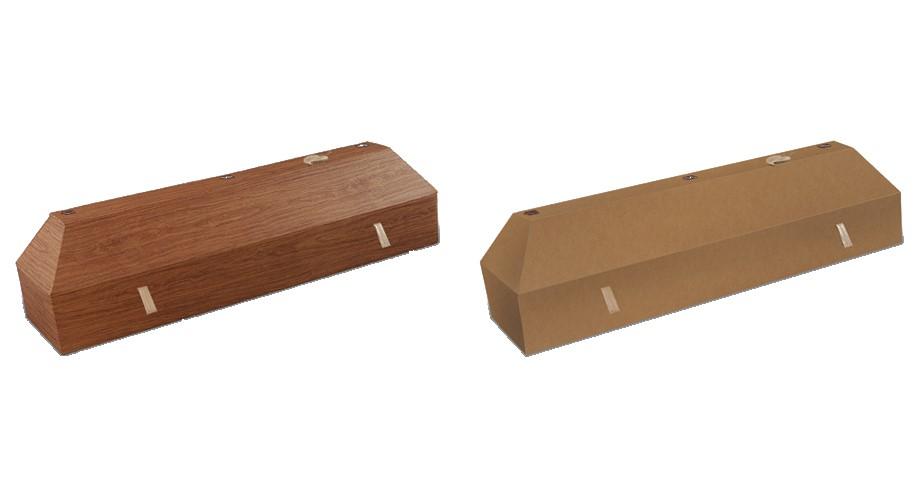 Картонени ковчези