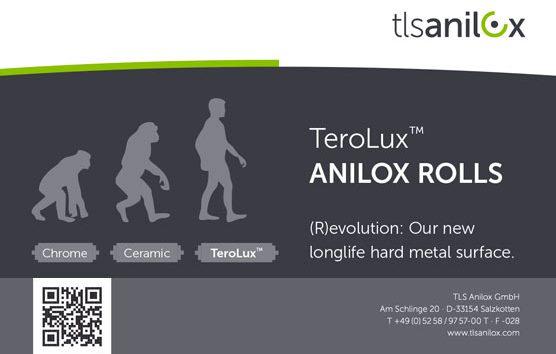 Анилоксовите валове на TLS - Aniloks