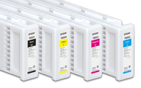 Epson Solvent Ink – Epson UltraChrome GS3