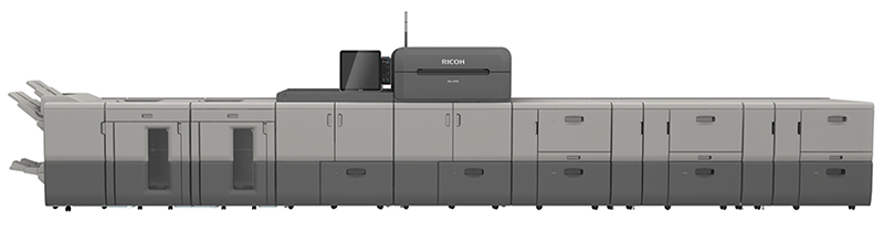 Ricoh Pro C9200 Series Graphic Arts Edition