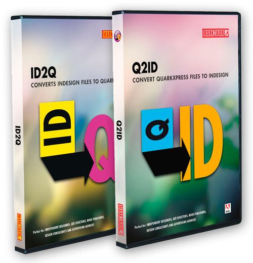 Q2ID с поддръжка за InDesign CC 2019