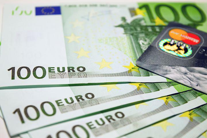 Еврофинансиране пари