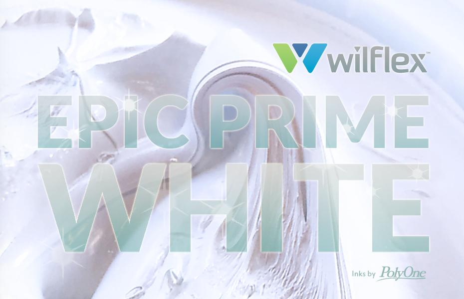 бяло мастило за печат върху памук Wilfex Epic Prime White