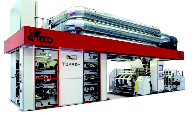 Флексопечатни машини UTECO