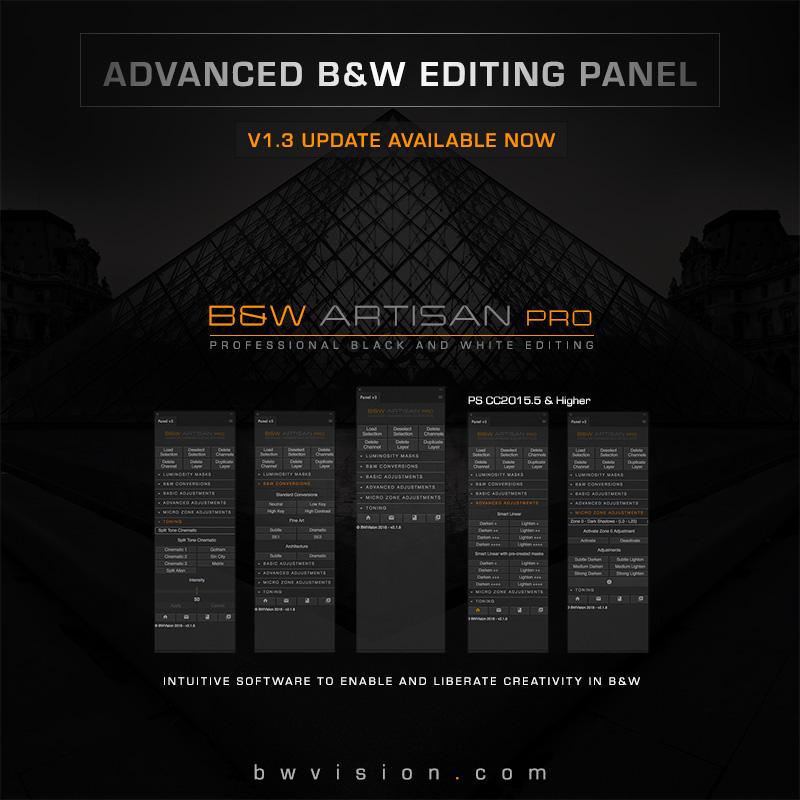 B&W Artisan Pro
