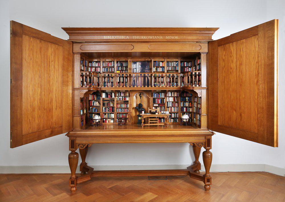 музеят на книгите