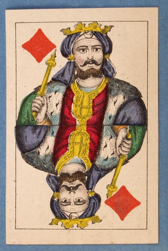 Музей на картите за игра