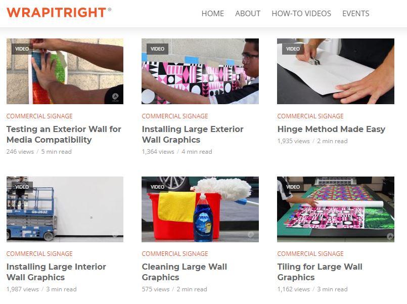 Видео библиотека с обучителни материали