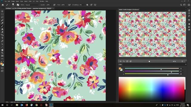 Adobe Textile Designer