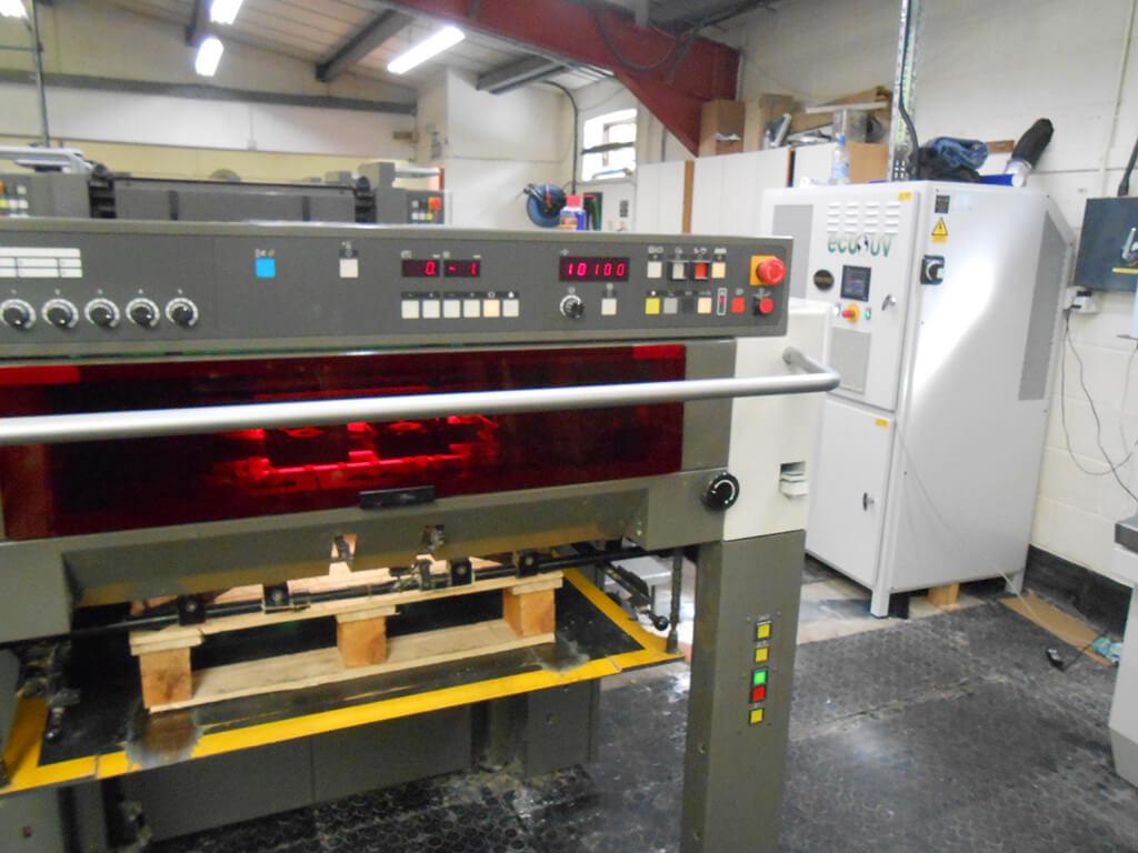 системи за сушене за печатни машини