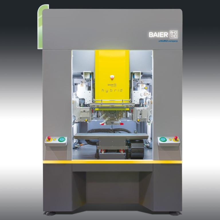 машина за дигитален и топъл печат от Kurz