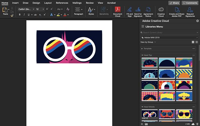 Adobe XD max 2019