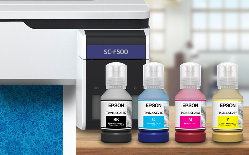 EPSON SureColor SC-F500 Тотем Груп ЕООД