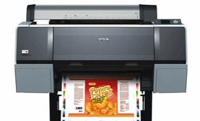 Epson предлагат първият принтер с бяло мастило на водна основа
