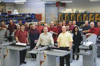 Morgana Systems произведоха 25 000-та си машина