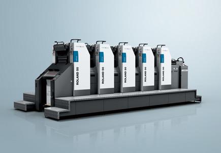 Нова листова преса демонстрира конкурентоспособността на офсетовия печат