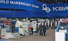 KBA постави нов рекорд за бърза подготовка за печат
