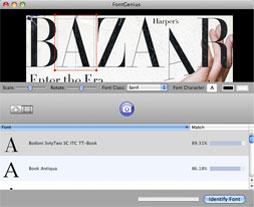 Нов инструмент за разпознаване на шрифтове
