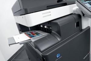 Konica Minolta  предлага мултифункционални принтери с еднаква скорост на цветен и черно-бял печат