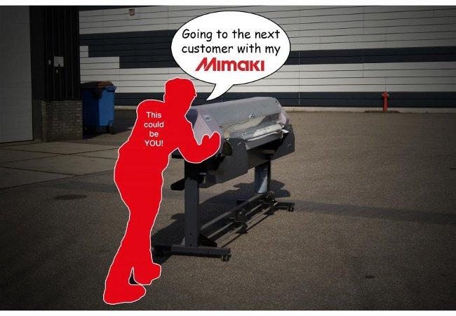 Mimaki стартира фотоконкурс