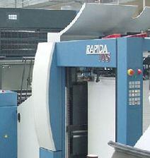 KBA ще представи автоматизирана система за управление на пластини за офсетов печат