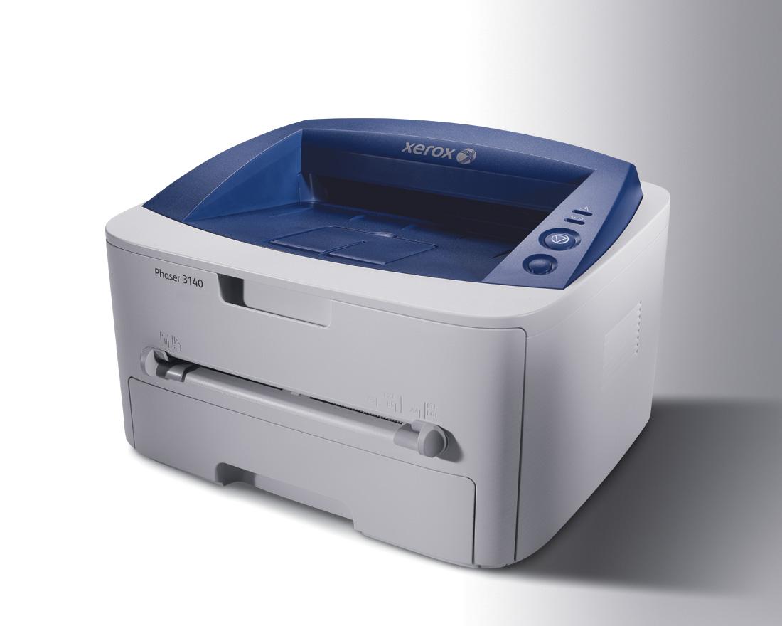 Монохромен лазерен принтер с компактни размери и ниска цена