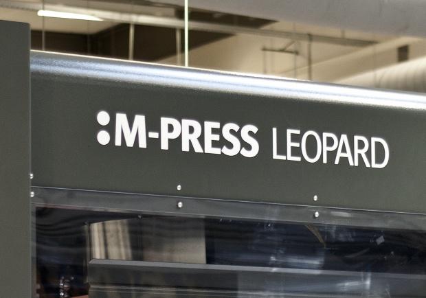 :M-Press Leopard