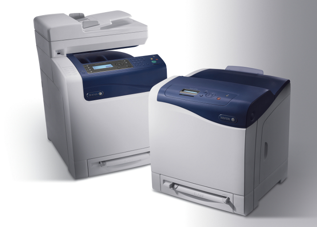 Нови цветни устройства на Xerox за малкия бизнес