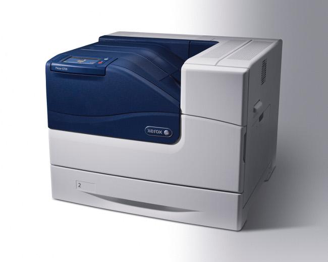 Xerox пуснаха нов цветен лазерен принтер Xerox Phaser 6700