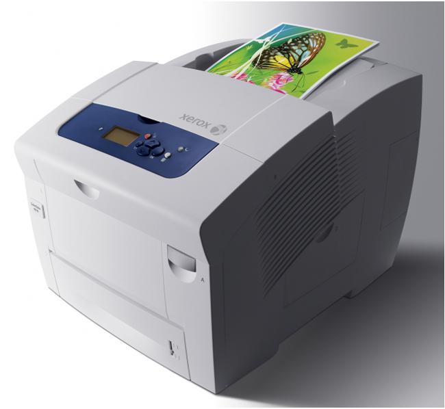 Бюджетно ориентиран принтер с еко мастила от серията ColorQube на Xerox
