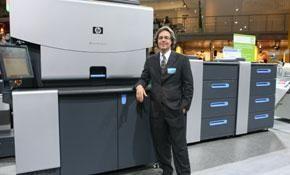 HP с рекордна, мултимилионна сделка на drupa