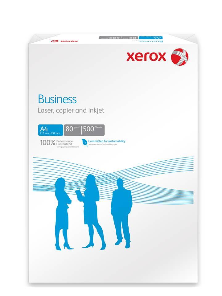 Xerox е бранд №1 при офисните хартии в Европа