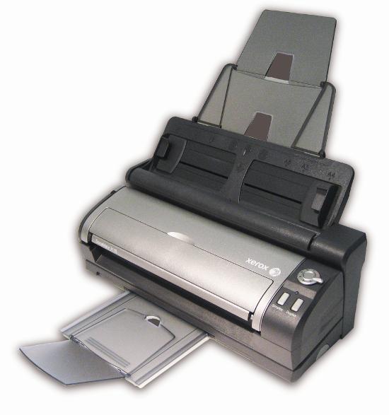 Xerox представя DocuMate 3115® - два мощни скенера в едно малко устройство