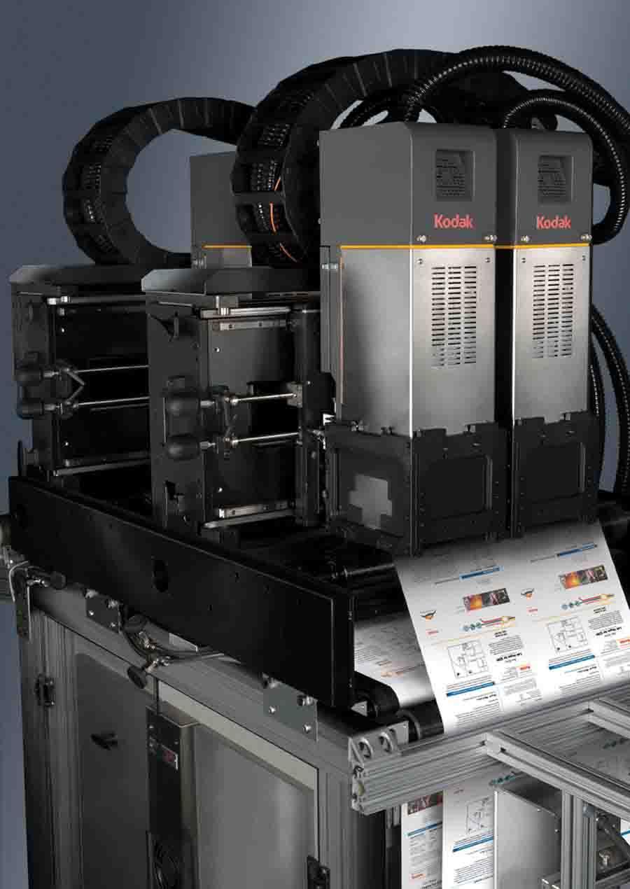 Kodak показа нови решения на Hunkeler Innovation Days